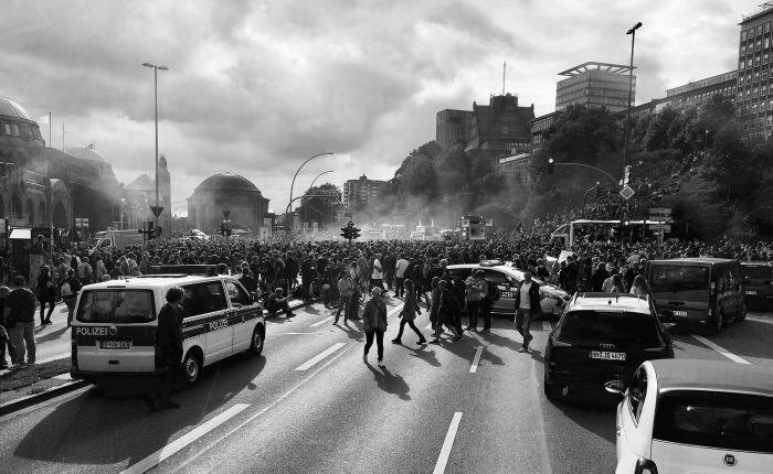 Fünf Dinge, die ich aus Diskussionen über Hamburg und den G20-Gipfellernte